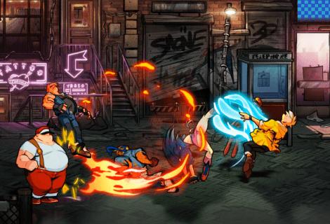 Qu'en est-il de Street of Rage 4 ?