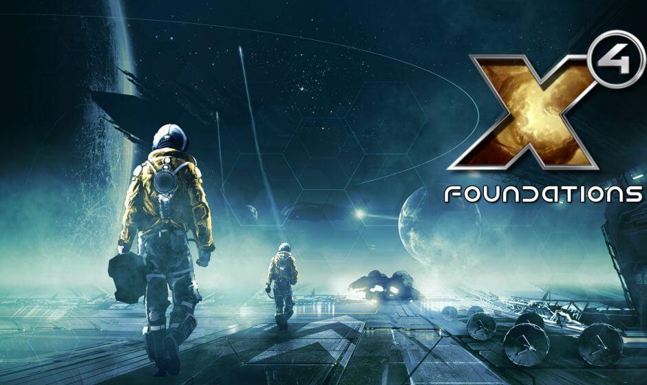 X4 Fondations dans les bacs !