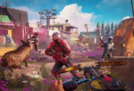 Farcry New Dawn : recycler c'est gagner.