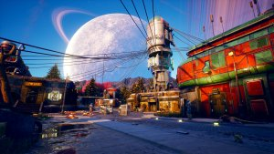 The Outer Worlds : les premières images...