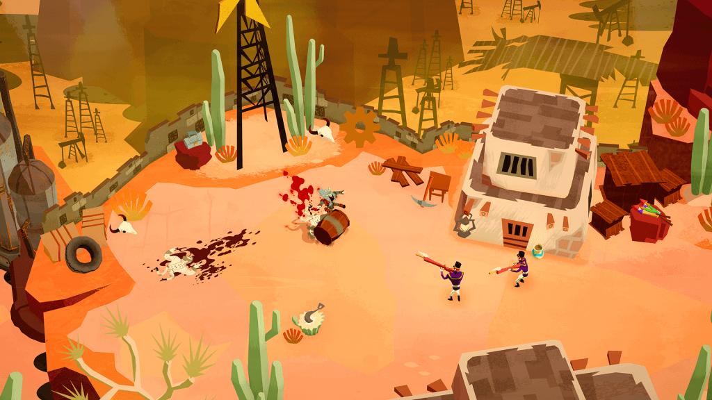 Bloodroots - des combats saignants