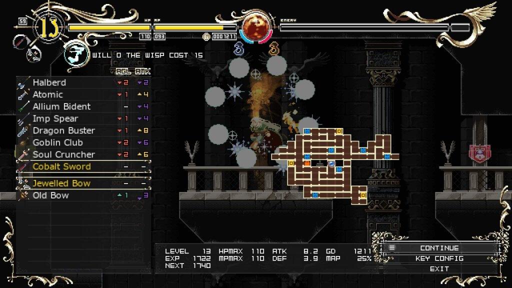 Deedlit in Wonder Labyrinth - Metroïdvania detected...