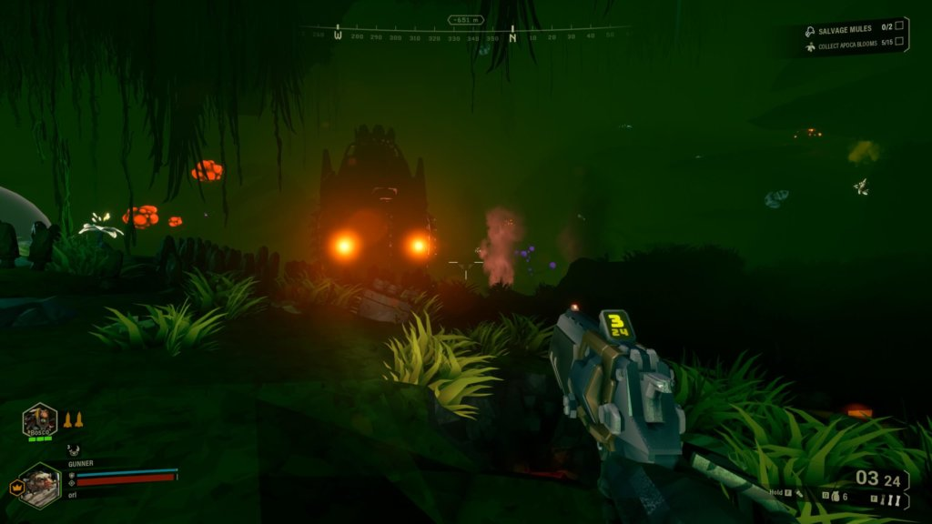 Deep Rock Galactic - Les niveaux sont de toute beauté !