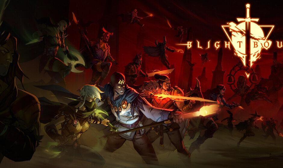 Blightbound: un dungeon crawler coopératif alléchant, bientôt en accès anticipé